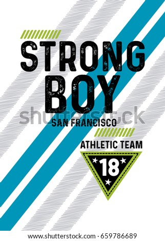 san francisco strong boy