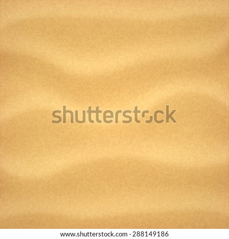 Sand. Background with sand texture. EPS10 vector
