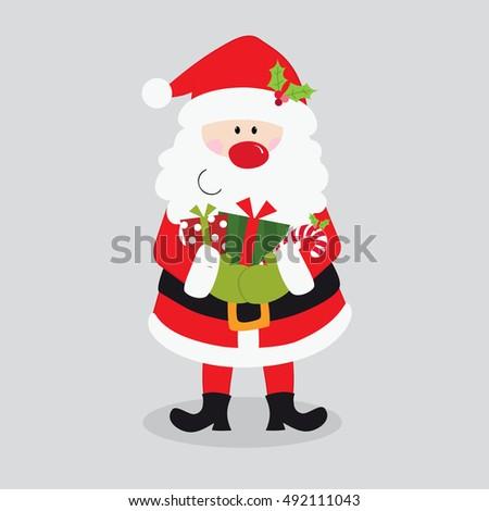 santa claus bring christmas