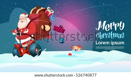 santa claus ride electric