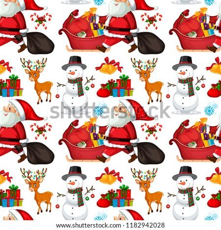 stock-vector-santa-claus-seamless-pattern-illustration
