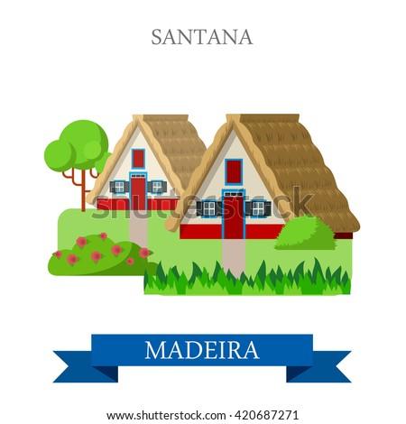 santana madeira in portugal