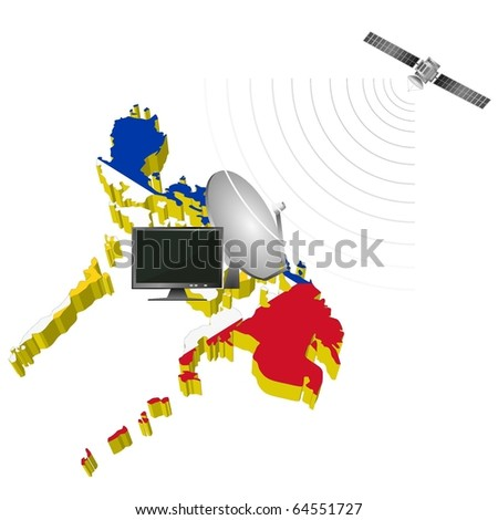 Satellite communications in Philippines