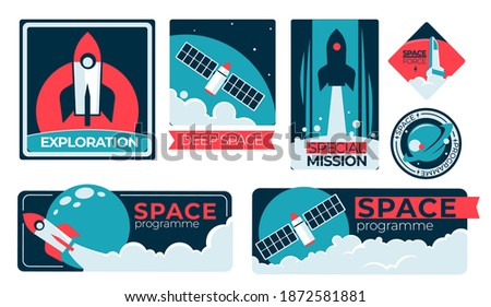 satellites and launching