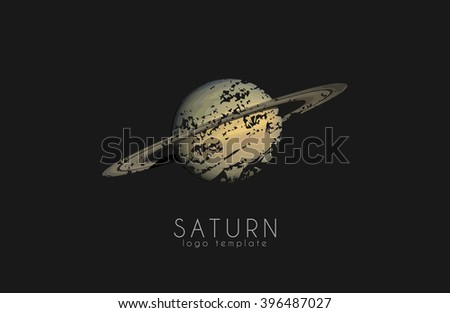planet saturn logo - photo #33