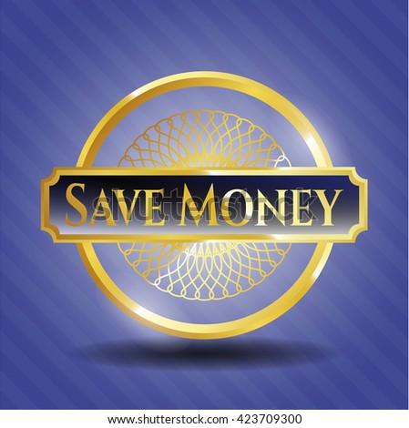 Save Money shiny badge