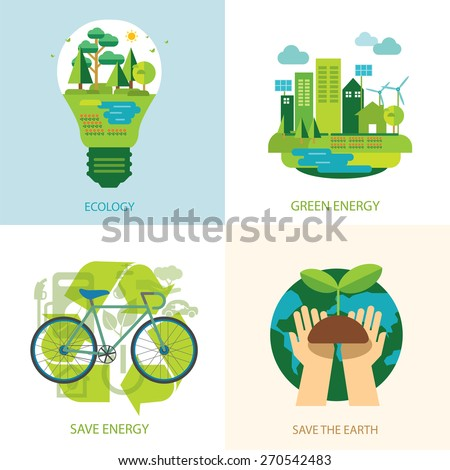 save the world and clean energy