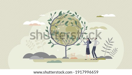 save trees and forest