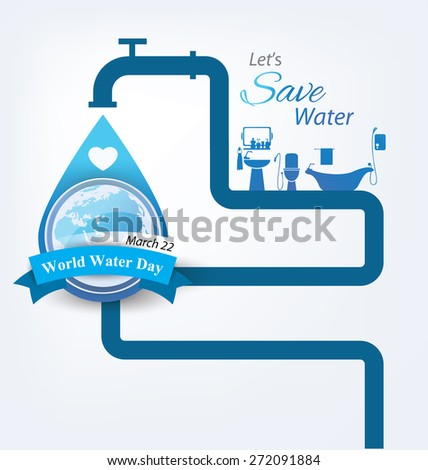 save water world water day