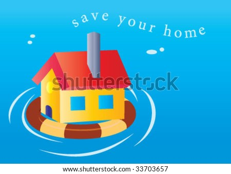 save your home design on the sea