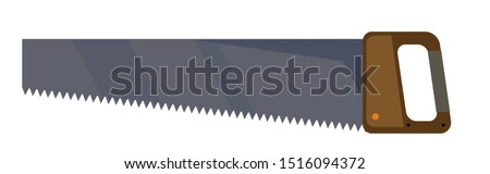Saw on wood for sawing boards, plywood and other materials. Tool fitter, carpenter. Saw for construction and repair, needlework. Steel hacksaw for working with the board.