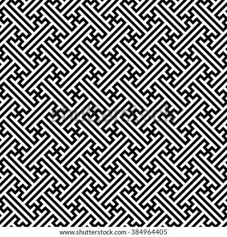 sayagata pattern vector
