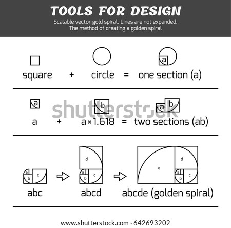 Golden ratio vector background download free vector art stock scalable vector illustration of spiral with golden ratio tool that can be useful to publicscrutiny Images