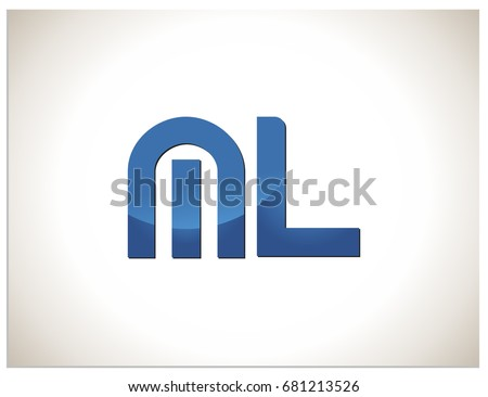 Scalable vector sign, which includes the letters m, L, I, C, E, n, D, P, U, O. Isolated logo, for screen (web, mobile app, video, etc.) and print (corporate identity, advertising, etc.) Foto stock ©