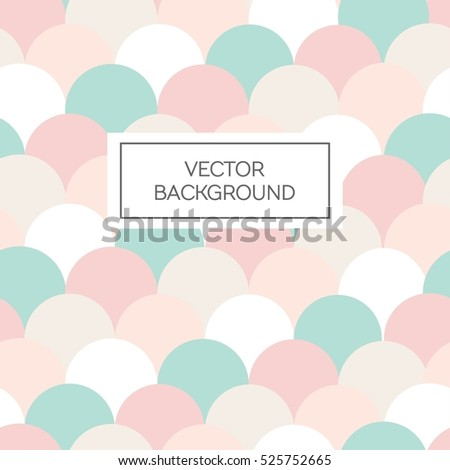 scale seamless colorful vector...