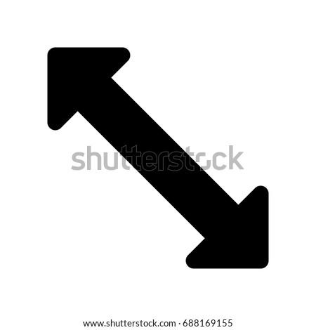 scale up arrow