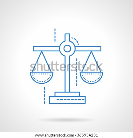 scales symbol for justice ...