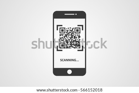 Scan QR code with Mobile phone