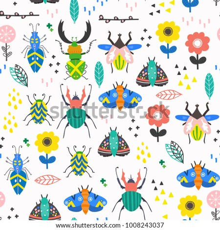scandinavian style bugs and