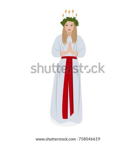 scandinavian tradition saint
