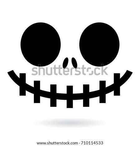 scary halloween ghost or