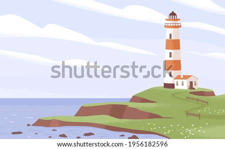 scenic landscape with