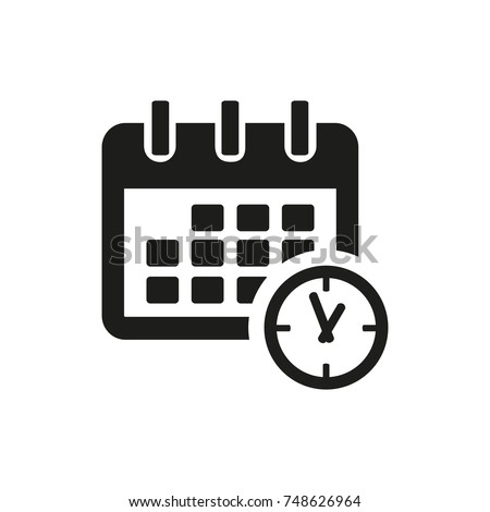 Schedule Vector Icon