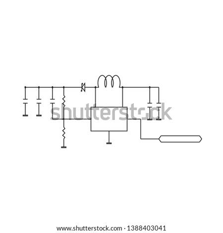 schematic diagram technology