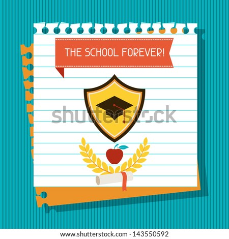 school and education background
