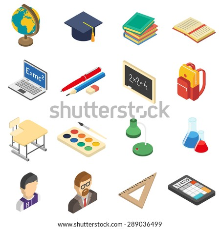 school education accessories
