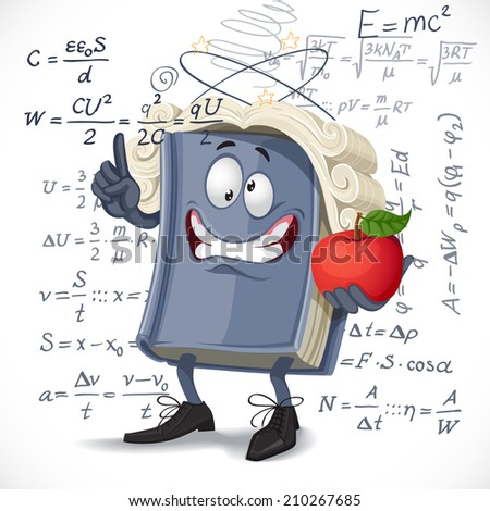 school physics textbook bump