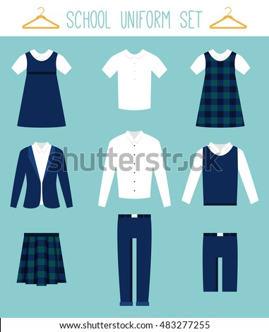 school uniforms for children