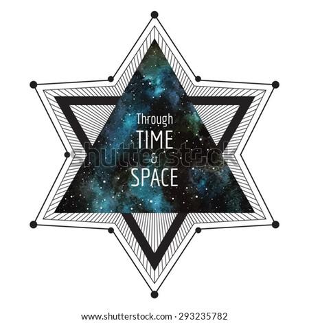 sci fi  cosmic illustration