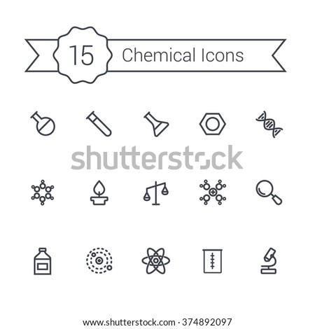 science and chemical outline
