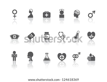 Science and Medical Icon Symbol Collection