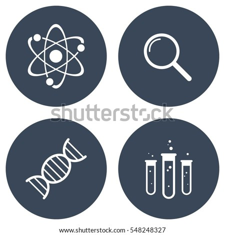 Science Icons vol. 2