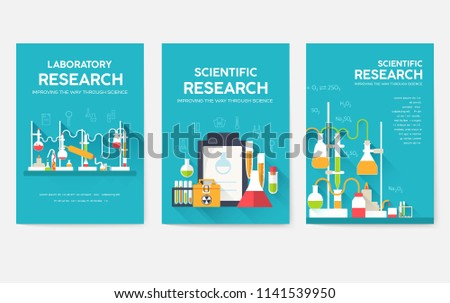 Chemistry Books Layout - Download Free Vector Art, Stock Graphics ...