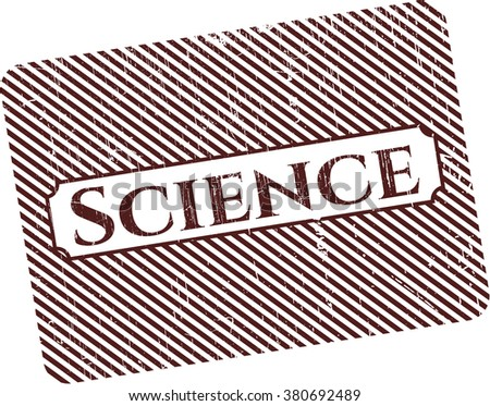 Science rubber texture