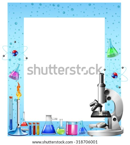 science tools and containers