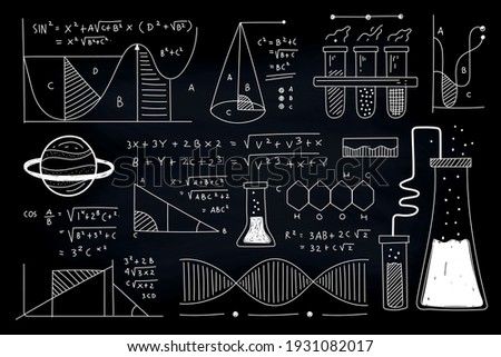 scientific and chemistry