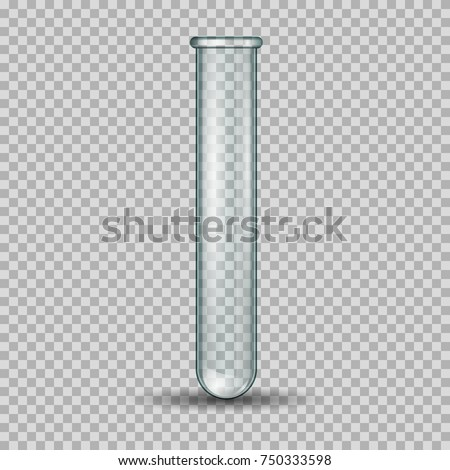 Scientific glassware - test tube