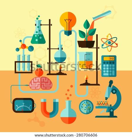 scientific research biological