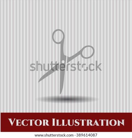 Scissors symbol