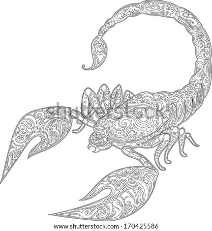 scorpion   circuit