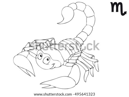 scorpion  horoscope  star sign