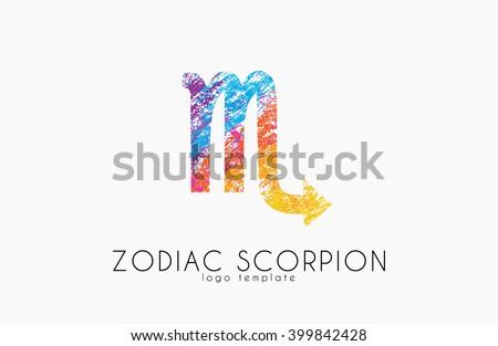 scorpion zodiac slogo scorpion