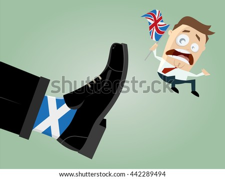 scotland exit great britain