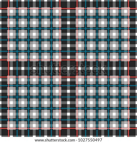 Scottish cage, white celtic. Scottish yellow checkered background. Scottish pattern. Vector illustration