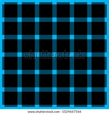 Scottish cage, yellow celtic. Scottish yellow checkered background. Scottish pattern. Vector illustration