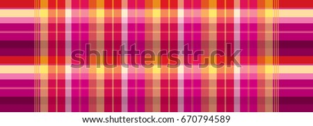 scottish plaid tartan pattern